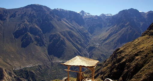 Enjoy breathtaking view of Sacred Valley on your next Trip to Peru.