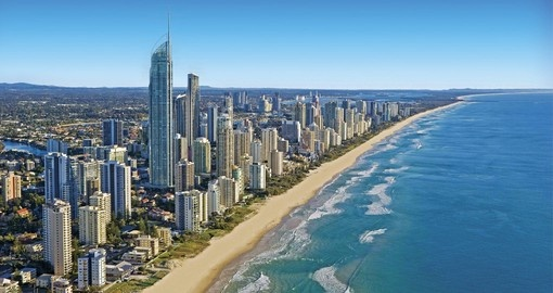 Explore Gold Coast City on your next trip to Australia.