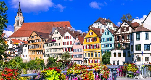 Baden-Baden was established over 2,000 years ago as a place for people to relax and reconnect with themselves