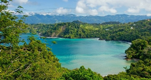 Experience stunning views over the bay during Costa Rica vacations.