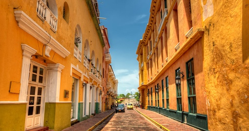 Colonial City of Cartagena