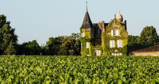 Explore Bordeux wineries on your France vacation