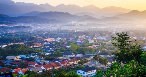 Extend your Laos tour with a stay in Luang Prabang