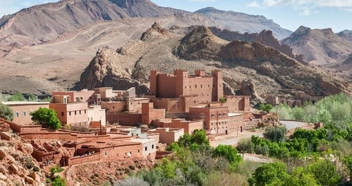 Discover Atlas Mountains on your next trip to Morocco.