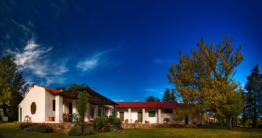 Enjoy your stay at Estancia Los Potreros on your Argentian vacation