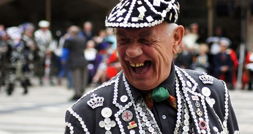 The Pearly Kings and Queens Harvest Festival