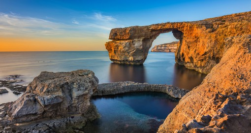 Gozo is thought to be the legendary Calypso's isle of Homer's Odyssey