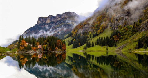 A visit to Appenzellerland completes your Switzerland vacation