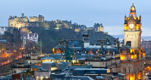 Explore this capital city Edinburgh during your next Scotland tours.