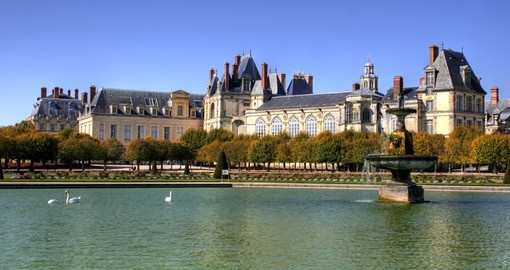 Tour the Palace of Fontainebleau on your France Vacation