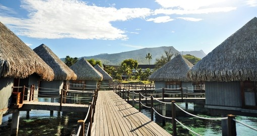Explore all the amenities of the Le Meridien during your next trip Tahiti.