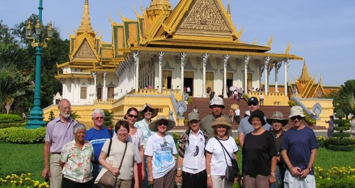 Explore Phnom Penh on your trip to Cambodia