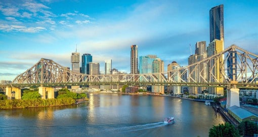 Wedged between the ocean and rugged national parks, Brisbane is a cosmopolitan hub for arts, culture and dining
