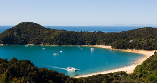 Discover Abel Tasman National Park near Nelson on your next New Zealand vacations.