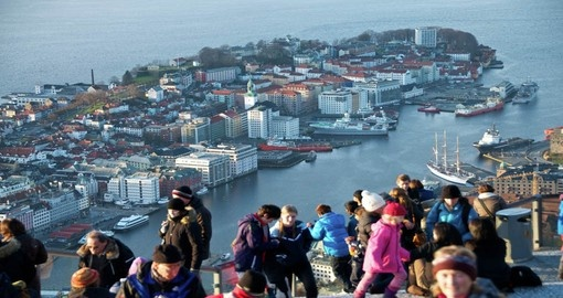 Explore Bergen during your next Norway vacations.