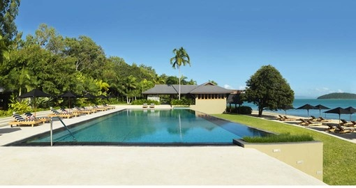 Qualia Resort provides luxury accommodation and easy access to the Great Barrier Reef on your Australia Vacation
