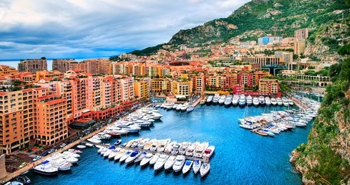 Visit exciting Monaco on your trip to France