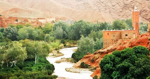 Explore Dades Valley during your next Morocco tours.