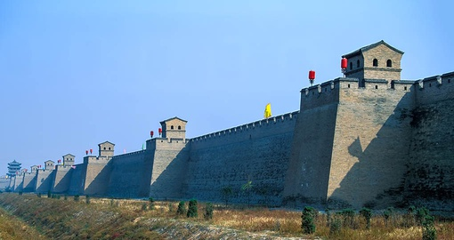 Experience the history of ancient China on your China vacation