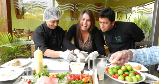Lima Culinary Experience