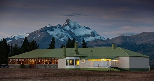 Estancia Cristina is your home during your Argentina Vacation