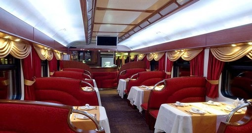 Grand Express - Dining Car