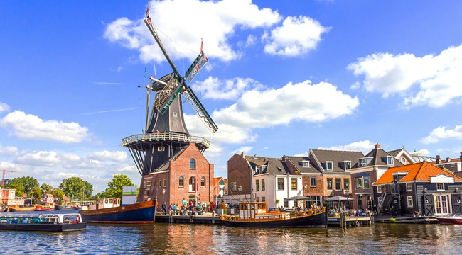 Haarlem: The Picture-Perfect Dutch City Just Outside Amsterdam
