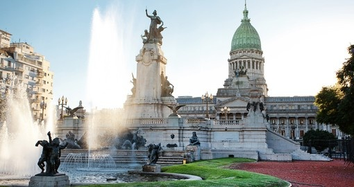 Discover beautiful Architecture in Buenos Aires during your next trip to Argentina.