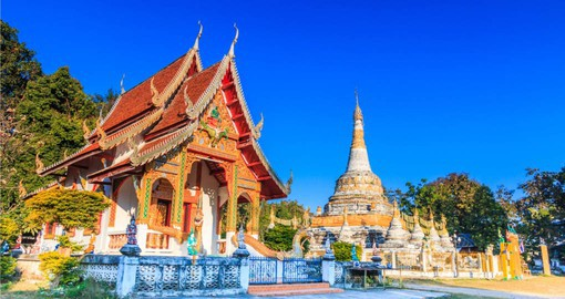 Visit Wat Luangat on your Thailand vacation