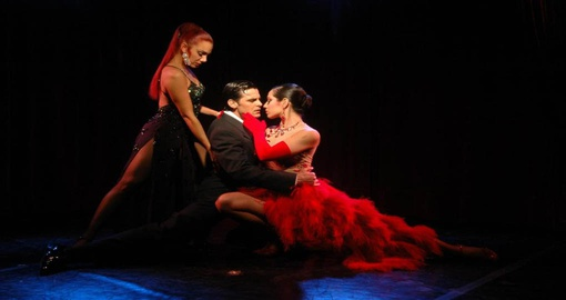 Experience this amazing Rojo Tango Show during your next trip to Argentina.