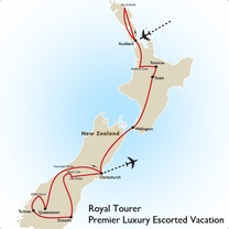 Royal Tourer - Premier Luxury Escorted Vacation