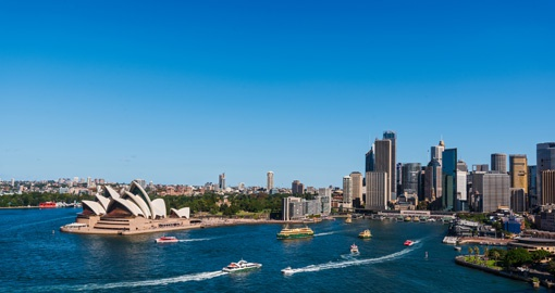 Experience Sydney's panoramic sights on your next Australia Tours