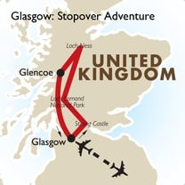 Glasgow: Stopover Adventure