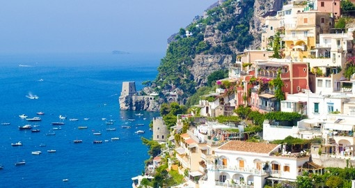 Positano Excursion (ex. Sorrento)