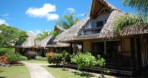 Enjoy all the amenities of the Lagoon Breeze Villas  during your next trip to Cook Island.