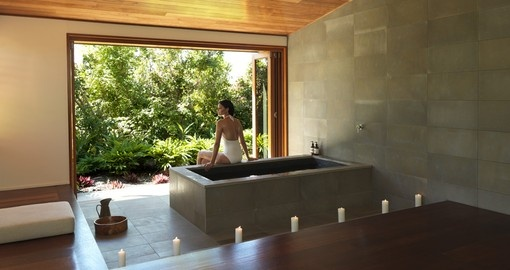 Indulge at the Spa on your Australia tour