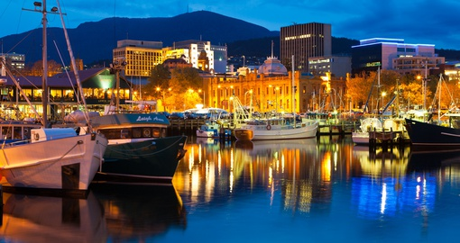 Visit Hobart on your Australia Tour