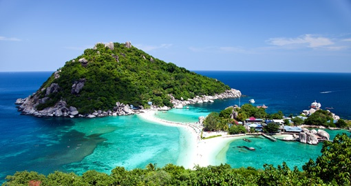 Enjoy your stay in paradise on your Thailand vacation