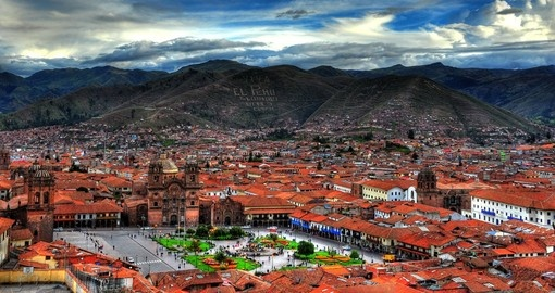 Cusco is typically the starting point of all Peru vacations