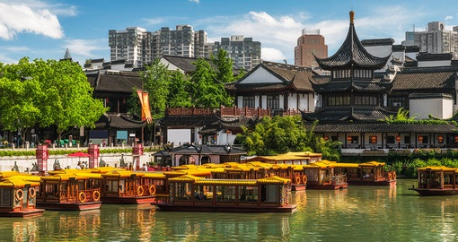Experience history in Nanjing on your trip to China