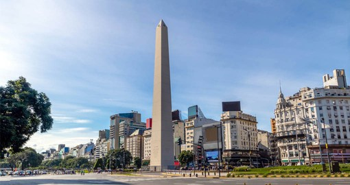 Buenos Aires is an intoxicating mix of  Latin passion and European grandeur