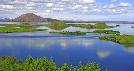 See Lake Myvatn on your Iceland Vacation
