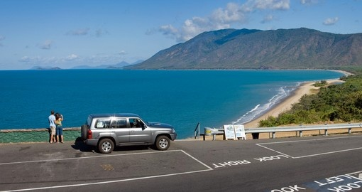 Lookout in Port Douglas