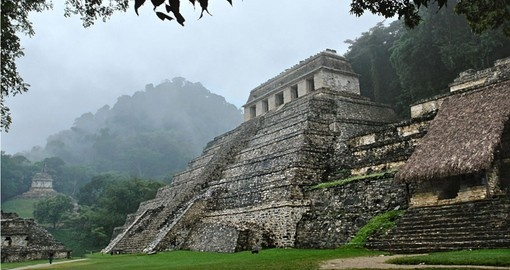 Visit Palenque city-state ruins on your Mexico Vacation