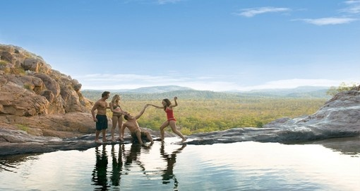 Visit remote locations on your Australia vacation packages
