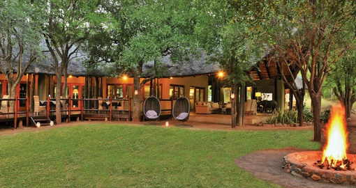 Black Rhino Game Lodge - Pilanesberg