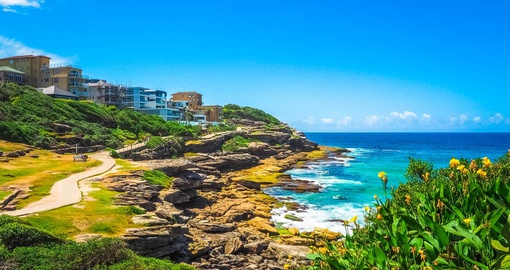 Experience gorgeous view of Bondi Coast during your next Australia vacations.