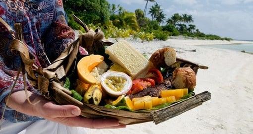Cook Islands Food & Drinks | Cook Islands Vacation | Goway