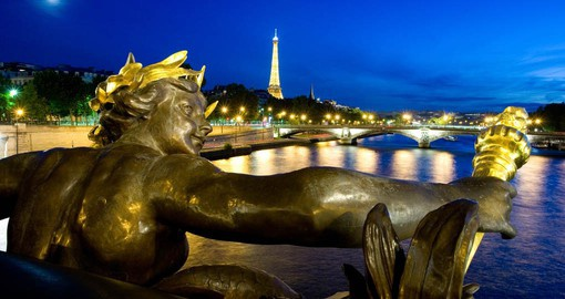 With an artistic pedigree second to none, Paris is one of the world's great destinations