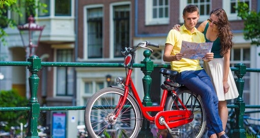 Enjoy a bike ride as part of your Netherlands vacation